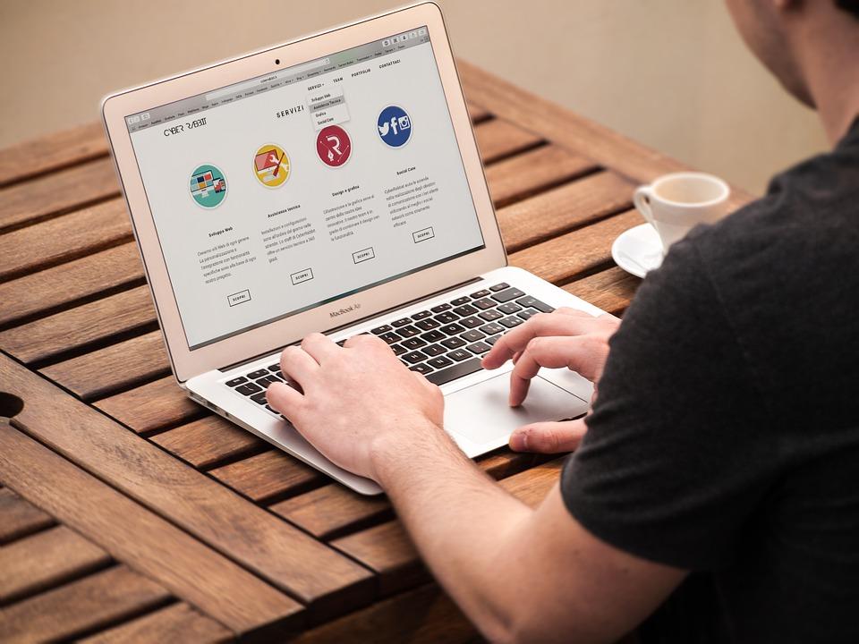 Crear página web